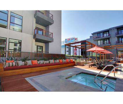 1 Bed - Eastown at 6201 Hollywood Boulevard in Hollywood CA is a Apartment