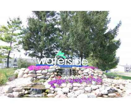 1 Bed - Waterside at Castleton at 8380 Whipporwill Dr in Indianapolis IN is a Apartment