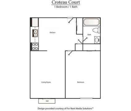 1 Bed - Croteau Court at 44 Croteau Ct in Manchester NH is a Apartment