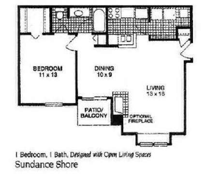 1 Bed - Sundance Apartments at 7213 Sundance Dr in Indianapolis IN is a Apartment