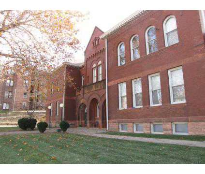 1 Bed - Columbian School Apartments at 3819 Jones St in Omaha NE is a Apartment