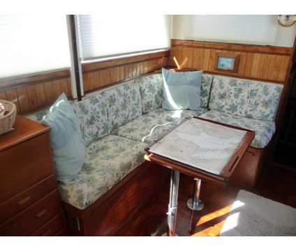 36 Grand banks- 1972 is a 9 foot 1972 Grand Banks Yacht in Wyandotte MI