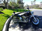 Runs Great 2007 Harley Davidson Softail Deluxexx Runs Great