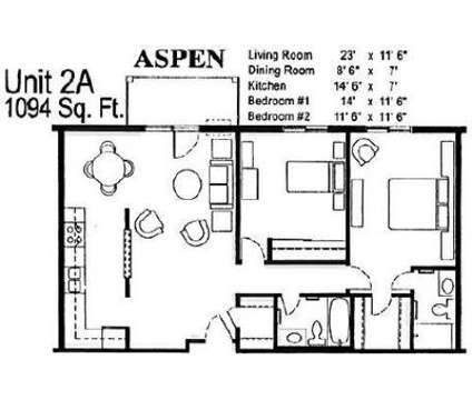 2 Beds - Springbrook at 111 83rd Avenue Ne in Fridley MN is a Apartment
