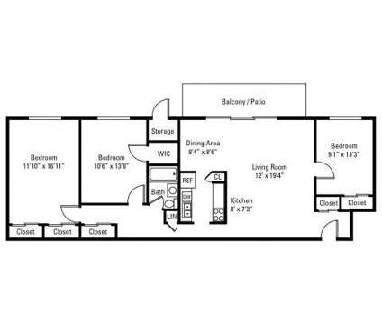 3 Beds - Hillcrest Village Apartments - Niskayuna Schools at 1515 Hillside Ave in Niskayuna NY is a Apartment