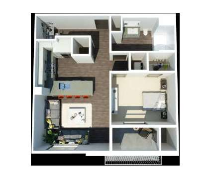 1 Bed - Jefferson Platinum Triangle - BRAND NEW at 1781 South Camptom Ave in Anaheim CA is a Apartment