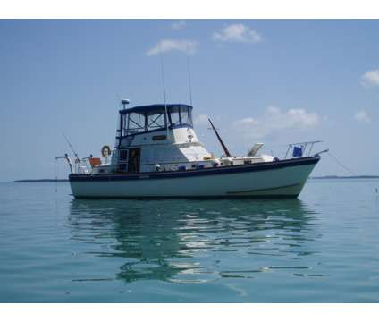 1973 43' Gulfstar Trawler is a 43 foot 1973 Boat in Darien GA