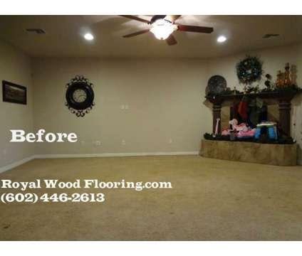 Bamboo wood flooring sanding and refinishing is a Flooring service in Phoenix AZ