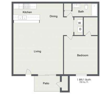 1 Bed - Misty Springs at 1420 New Bellevue Avenue in Daytona Beach FL is a Apartment