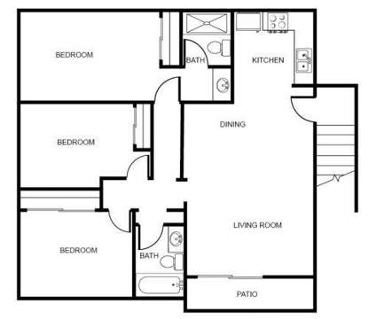 3 Beds - Canyon Crest at 1707 Lane Brea St in Ramona CA is a Apartment
