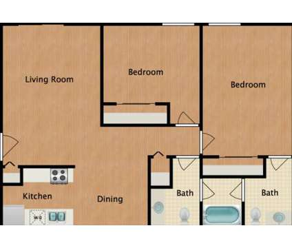 2 Beds - Arbors of Grandview at 6731 E 119th St in Grandview MO is a Apartment
