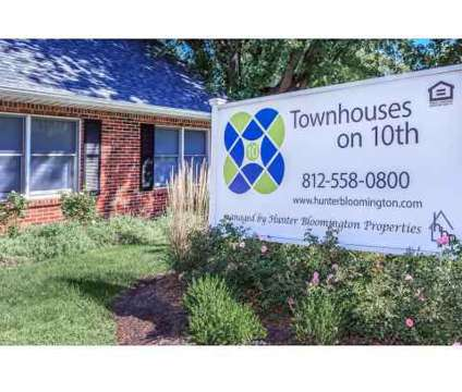 5 Beds - Townhouses on 10th at 3211 E 10th St in Bloomington IN is a Apartment