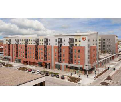 Studio - Latitude Apartments at 211 North 12th St in Lincoln NE is a Apartment