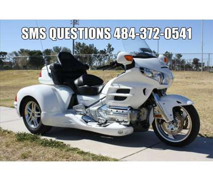 2005 30th Anniversary Honda GL1800 Gold Wing Trike is a 2005 Honda GL1800 Motorcycles Trike in Santa Monica CA