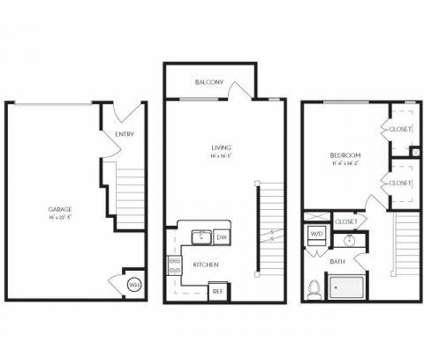 1 Bed - Olympus Encantada at 6401 Santa Monica Avenue Ne in Albuquerque NM is a Apartment