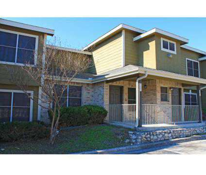 3 Beds - Westcreek Townhomes at 1297 W Loop 1604 N in San Antonio TX is a Apartment
