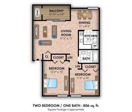 2 Beds - Seneca Bay at 3736 White Pine Rd in Middle River MD is a Apartment