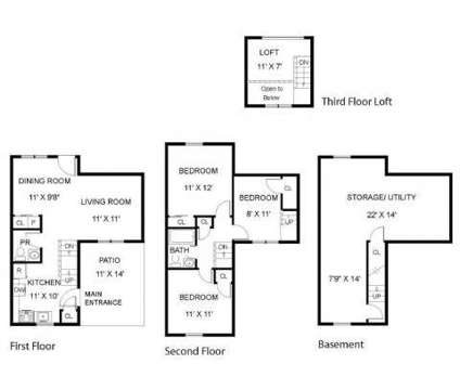 3 Beds - Weavertown Terrace at 500 Weavertown Rd in Lebanon PA is a Apartment