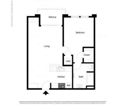 1 Bed - Boulevard on Wilshire at 5353 Wilshire Boulevard in Los Angeles CA is a Apartment