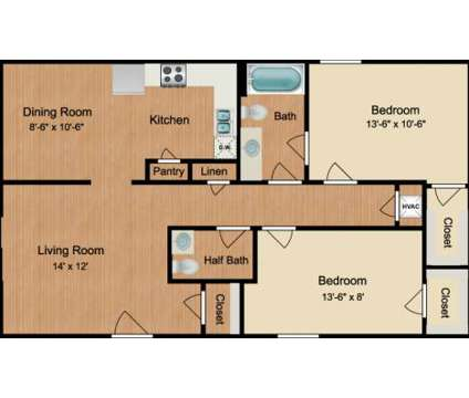 2 Beds - Papermill Square at 3820 Papermill Square Rd in Knoxville TN is a Apartment