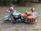 2015 Green Indian Chief Vintage