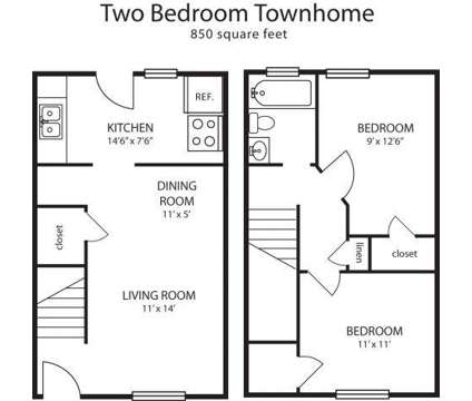2 Beds - Millington Oaks at 4945 Navy Rd #2 in Millington TN is a Apartment