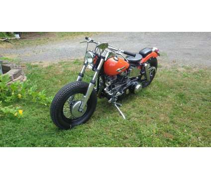 1964 Harley-Davidson FL is a 1964 Harley-Davidson F Classic Motorcycle in Atlanta GA