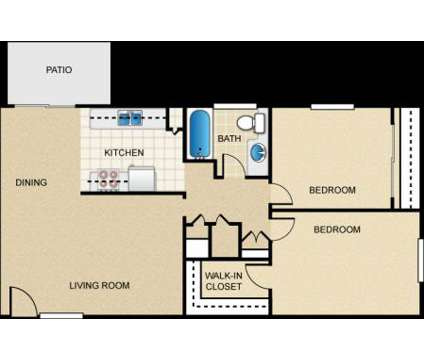 2 Beds - Camino Pueblo & El Rancho Apartment Homes at 230 East Chapman #7 in Placentia CA is a Apartment