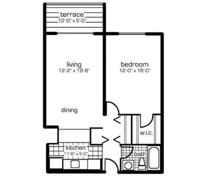 1 Bed - Westland 49 Apartments at 1333 W 49 Place in Hialeah FL is a Apartment
