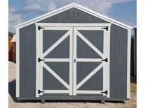 Economy storage sheds, 10x16 Utility shed