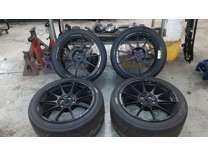 O Z Racing Wheels