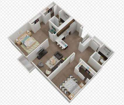 2 Beds - Square One at 1040 C St in Sparks NV is a Apartment