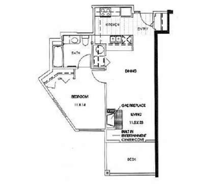 1 Bed - Milano at 12224 Ne 8th in Bellevue WA is a Apartment