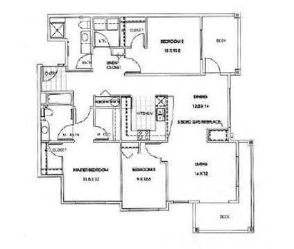 3 Beds - Milano at 12224 Ne 8th in Bellevue WA is a Apartment