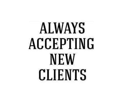 New Clients accepted is a Massage Services service in Grand Rapids MI