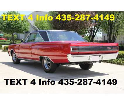 1967 Dodge Coronet rt is a 1967 Dodge Coronet Classic Car in Calverton MD
