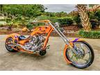 2007 Big Bear Athena Custom Softail Chopper