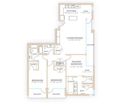 3 Beds - 747 College at 747 College Avenue in Indianapolis IN is a Apartment