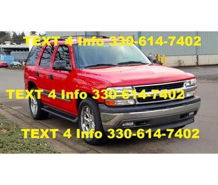2005 Chevrolet Tahoe LT is a 2005 Chevrolet Tahoe Car for Sale in East Wenatchee WA