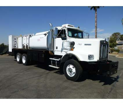 2005 Kenworth C500B Fuel & Lube Truck is a 2005 Kenworth Commercial Trucks & Trailer in Norwalk CA