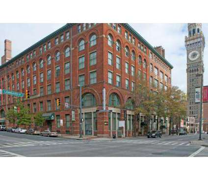 2 Beds - Marlboro Classic & Redwood Square at 410 W Lombard St in Baltimore MD is a Apartment