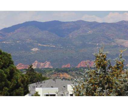 1 Bed - The Village at Homewood Point Senior Apartments at 907 East Colorado Ave in Colorado Springs CO is a Apartment