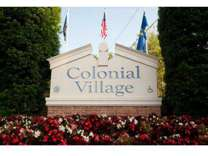 1 Bed - Colonial Village Apartments
