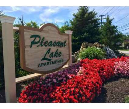 2 Beds - Pleasant Lake Apartments at 10129 South Lake Blvd in Parma OH is a Apartment