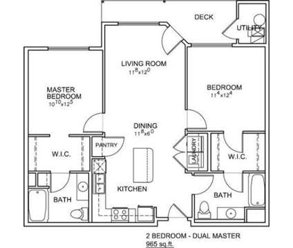 2 Beds - Legacy Crossing Apartments at 1162 West 200 North in Centerville UT is a Apartment