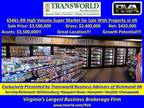 Business For Sale: High Volume Super Market For Sale With Property