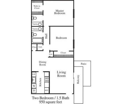 2 Beds - Highland Meadows at 5001 Airways Boulevard in Memphis TN is a Apartment