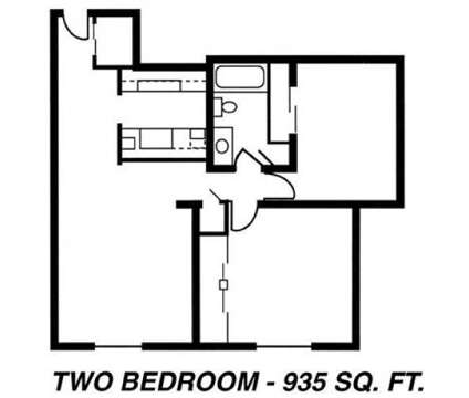 2 Beds - Camelot Square at 11639 Raven St Nw in Coon Rapids MN is a Apartment