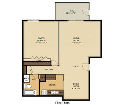 1 Bed - Versailles Castle at Patricia Ln in North Versailles PA is a Apartment