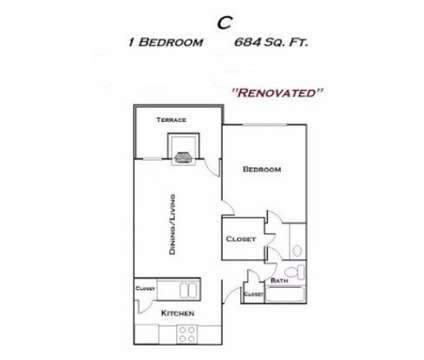 1 Bed - Heather Village at 6000 Boca Raton Boulevard in Fort Worth TX is a Apartment